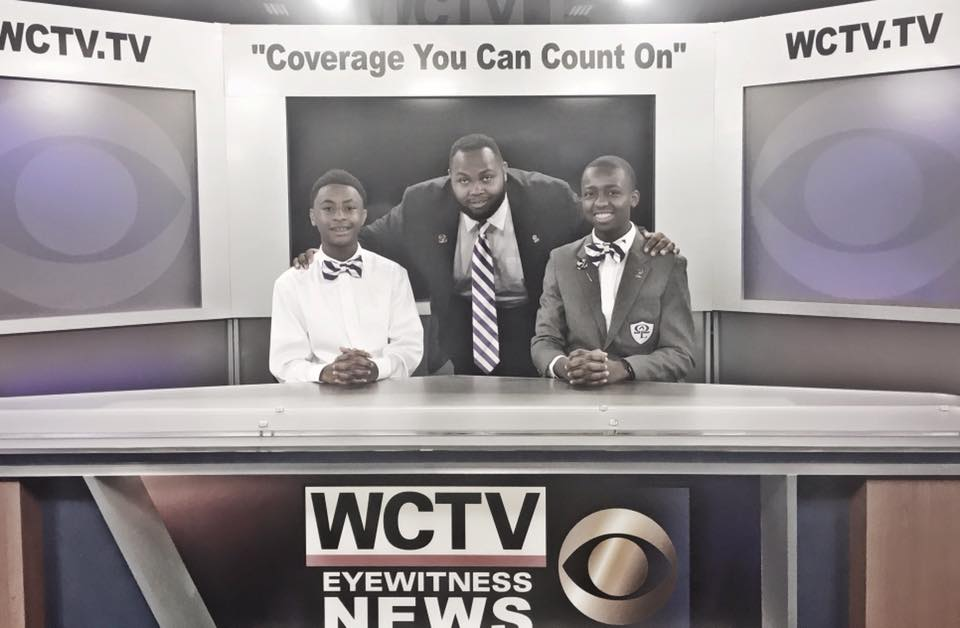 "Interview on WCTV.tv about our ""500 Miles of Freedom College & Civil Rights Tour"""
