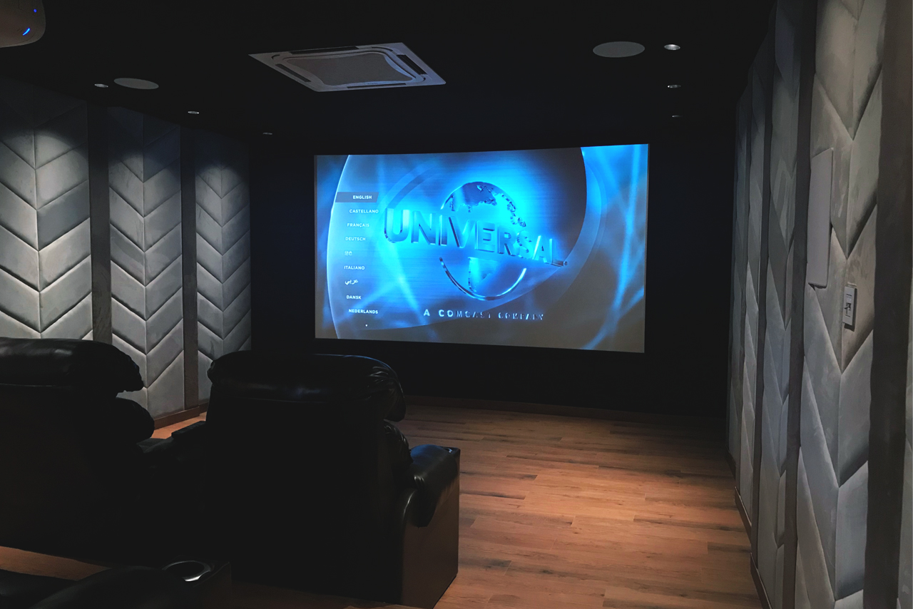 Home Theatre - Neemrana