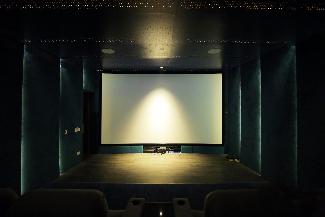 Reference Home Theatre - Noida