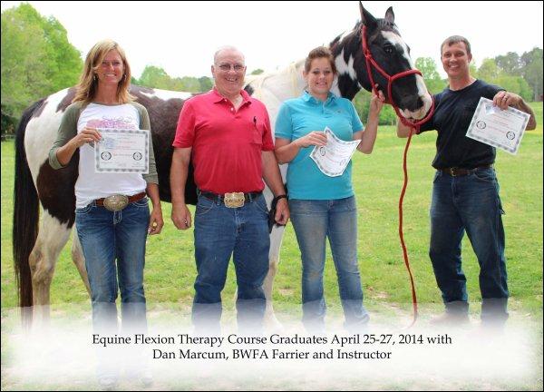 Equine_Flexion_Therapy_Course_April_25_27__2014_with_Dan_Marcum__BWFA_Farrier_and_Instructor_with_graduates_copy.jpg
