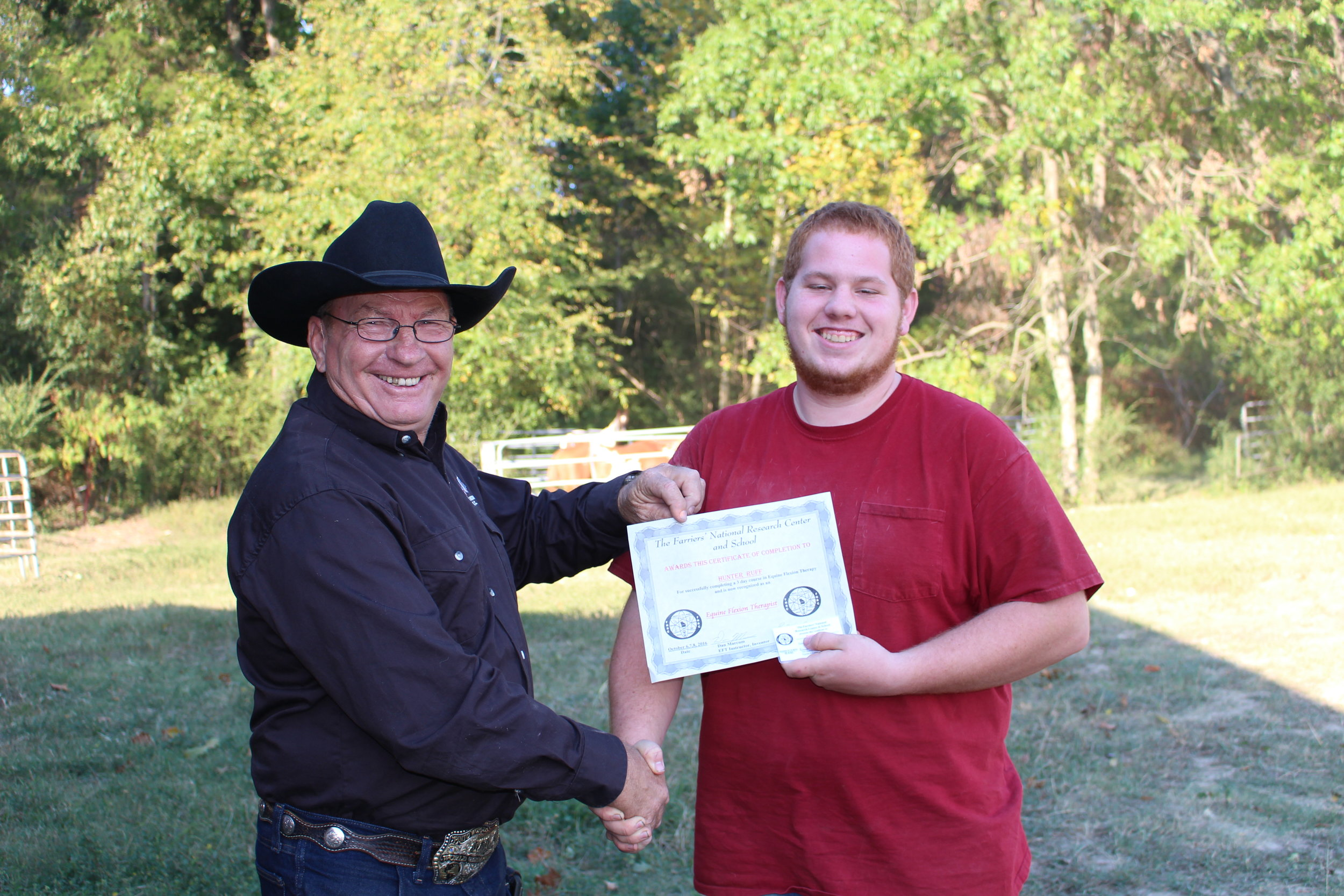 EFT clinic GA Oct 6,7,8 2016 Hunter Ruff, GA.JPG