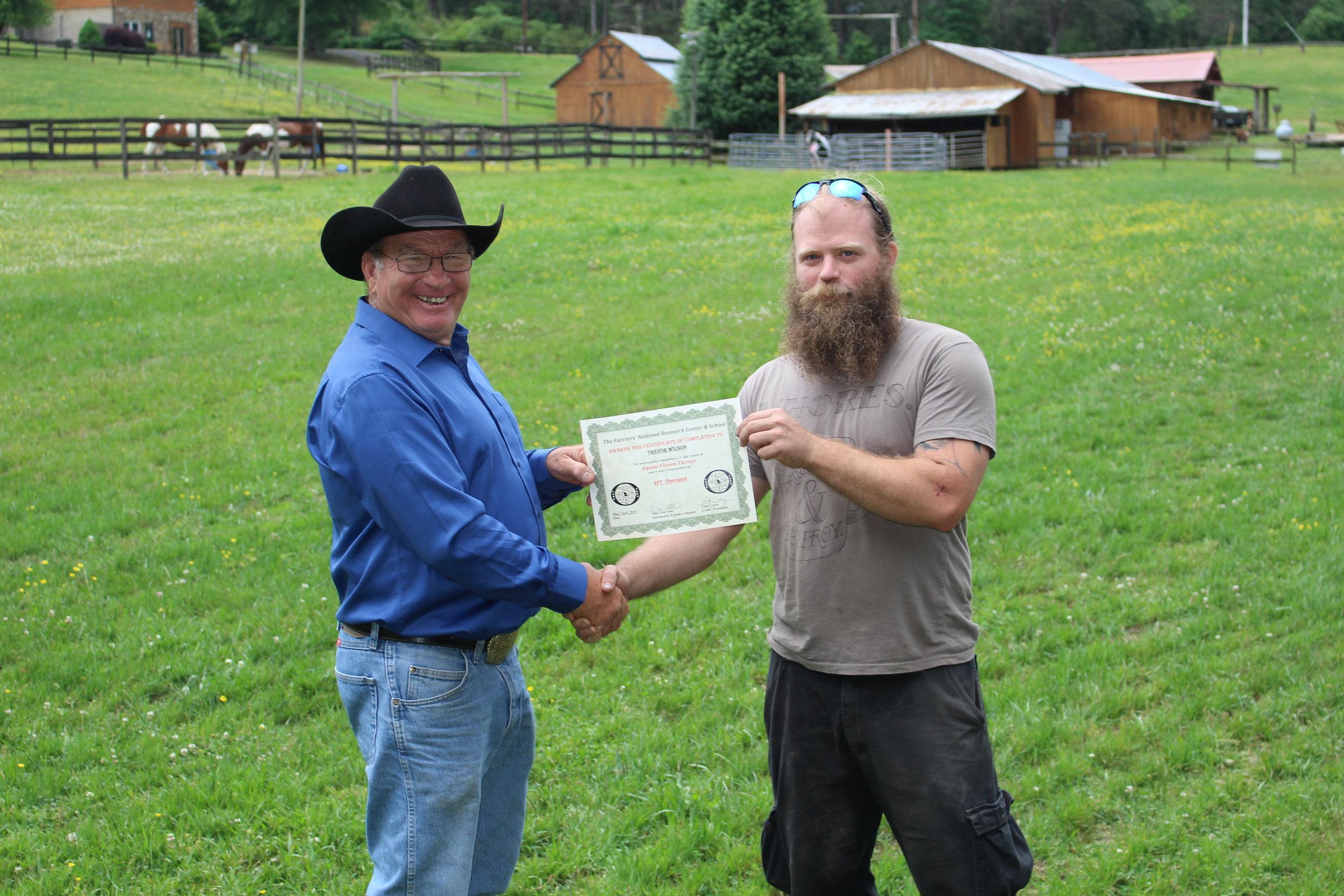 Trevor Wilson of Marietta, GA.JPG