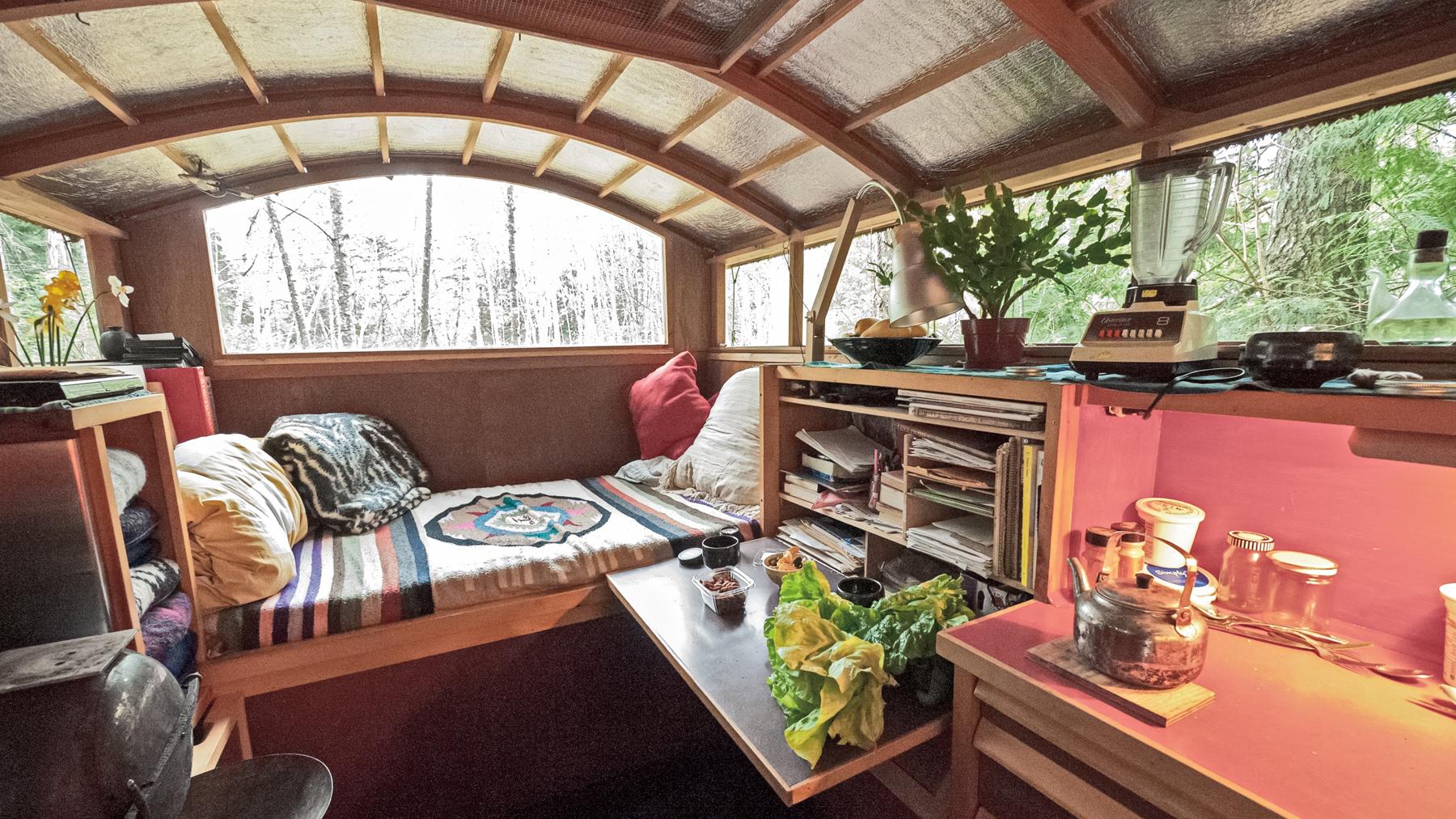 Lloyd House's Van