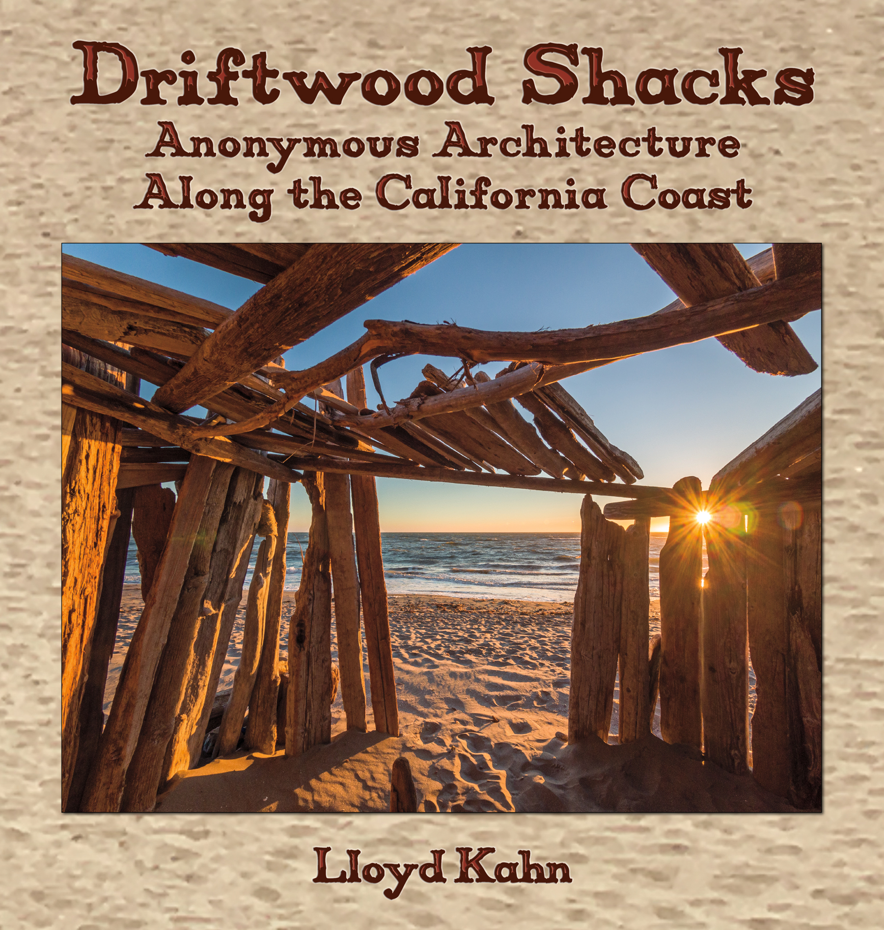 Here are some 60 structures, shaped by whatever is lying around on the beach. Anonymous — no one knows who built them, and ephemeral — they never last long: victims of wind, waves, and high tides.  A book for beachcombers, surfers, and beach lovers, all of whom share a deep love for the ocean and its surroundings.