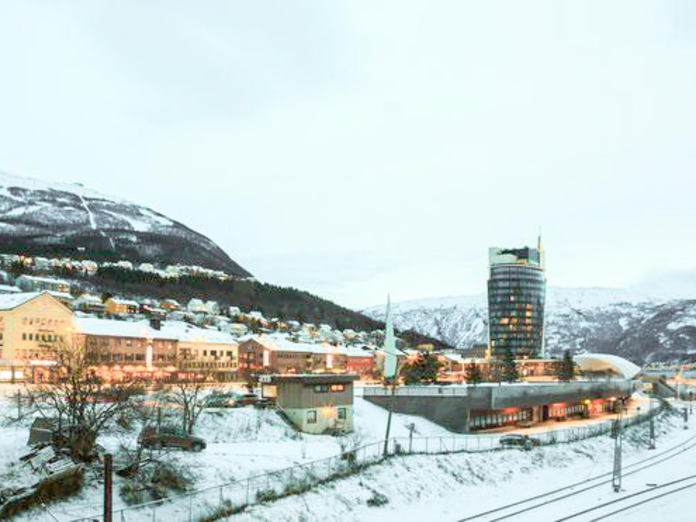 Narvik trip 挪威納爾維克峽灣之旅