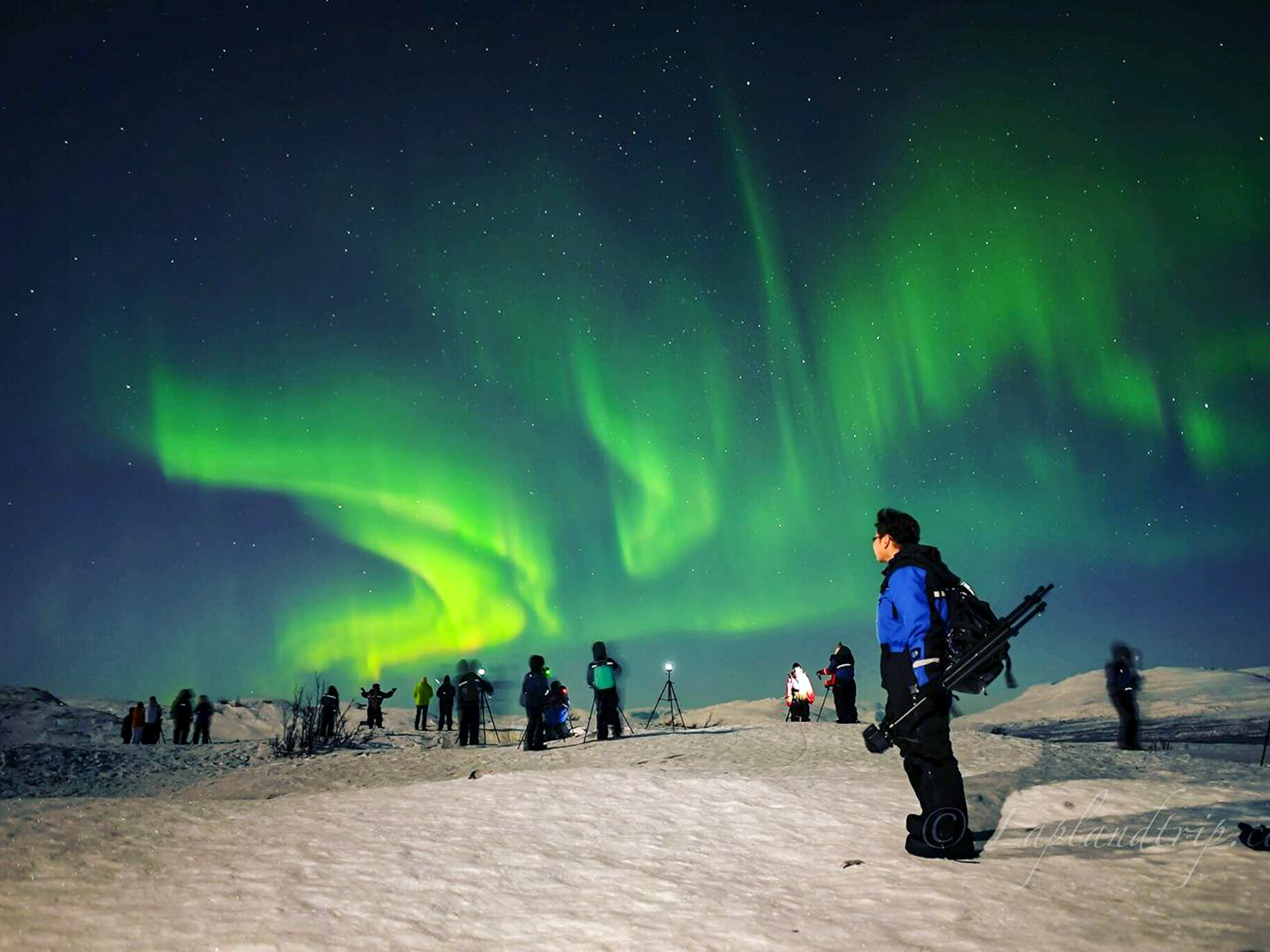 Aurora photo trip 極光攝影團