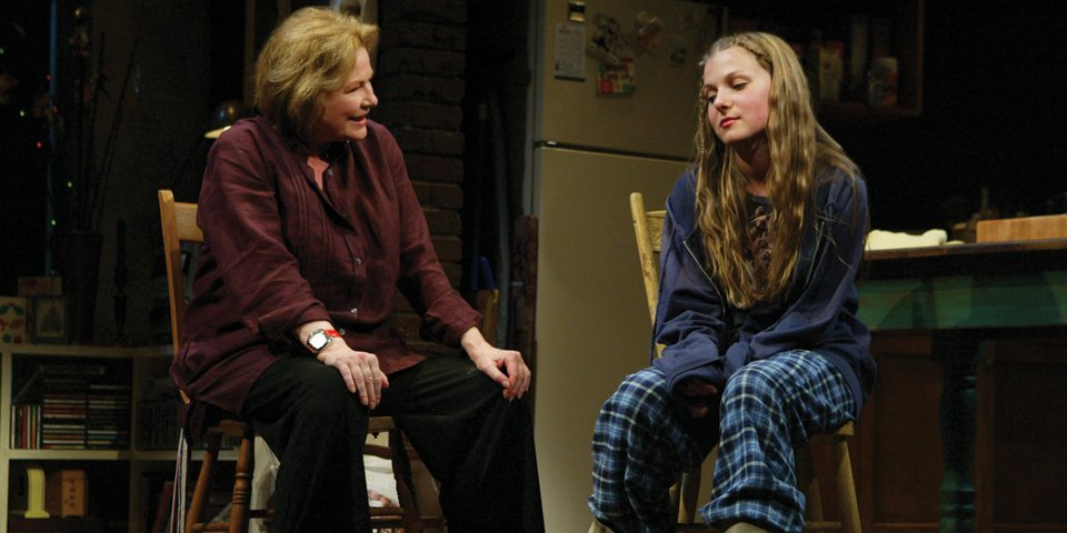 """""""Tolan nails the mother-daughter negotiation."""" Sarah Hart, American Theatre Magazine (July 2005)"""