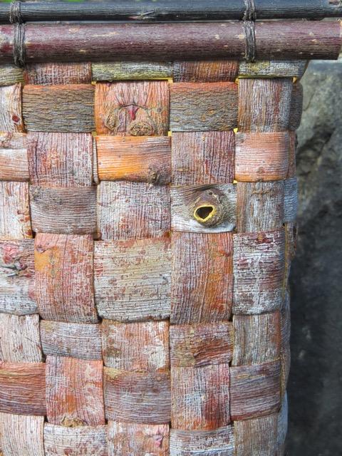 Joan Carrigan- works in bark