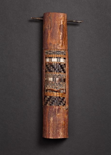 Joan Carrigan -works in bark