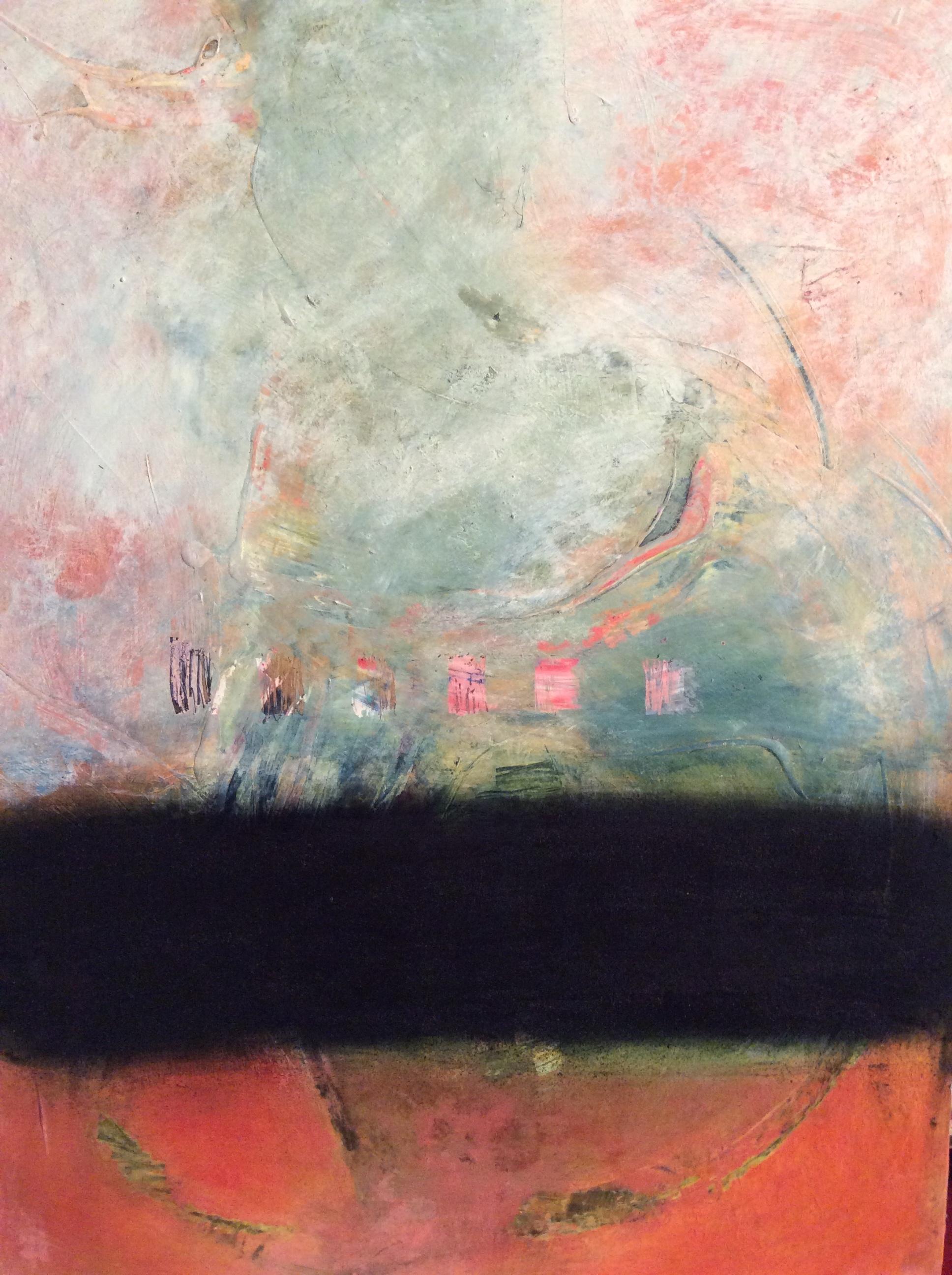 painting by Lisa Lipsett