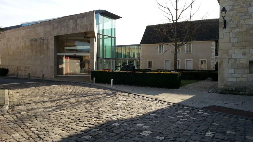 Le musée d'Issoudun © Radio France - Gaëlle Fontenit