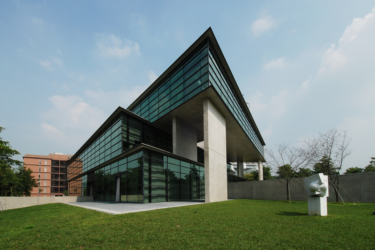 The Asia University Museum of Modern Art in Taichung