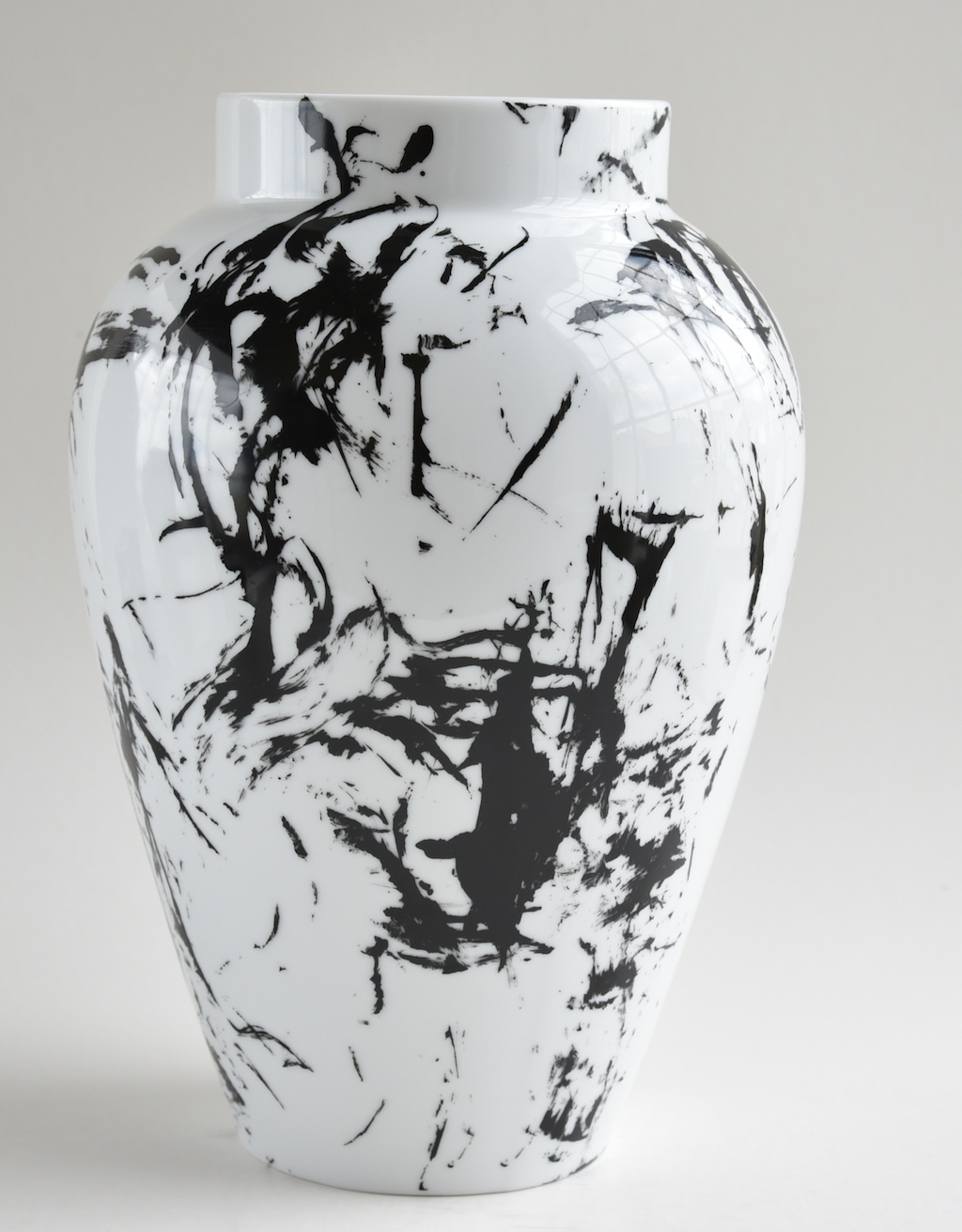 Bernardaud Tuscan Vase Zao Wou-Ki (30 cm)