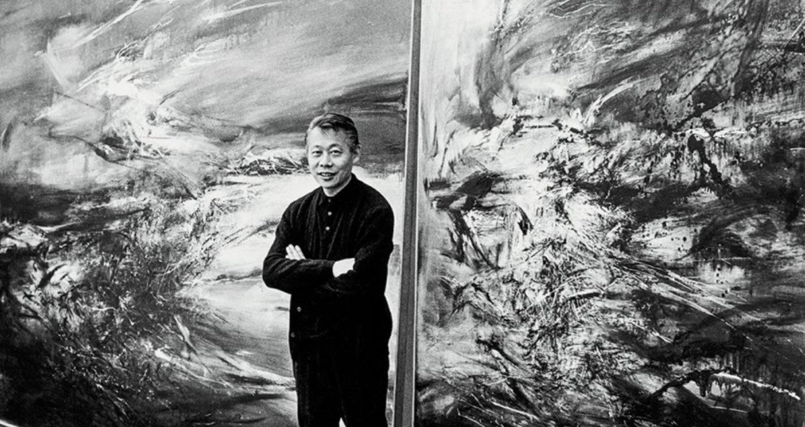 David Stekert/Budd Studio/Zao Wou-Ki/ADAGP, Paris 2018