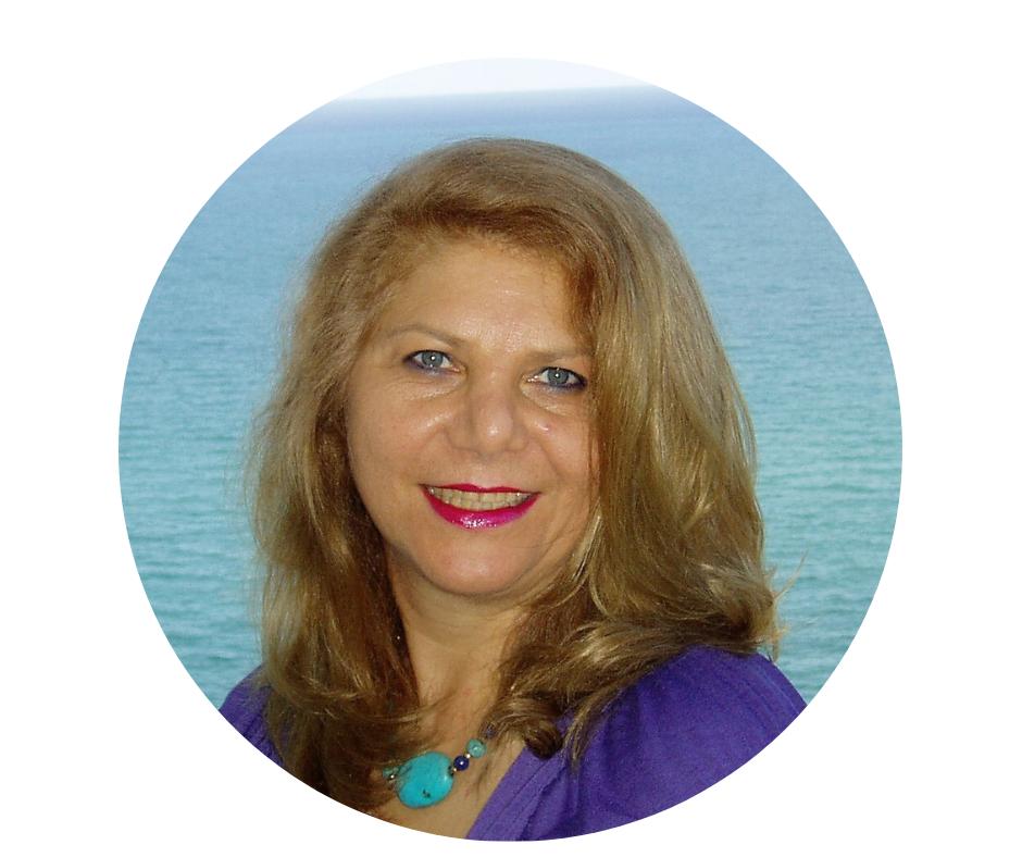 Nasrin Safai - Master Healer