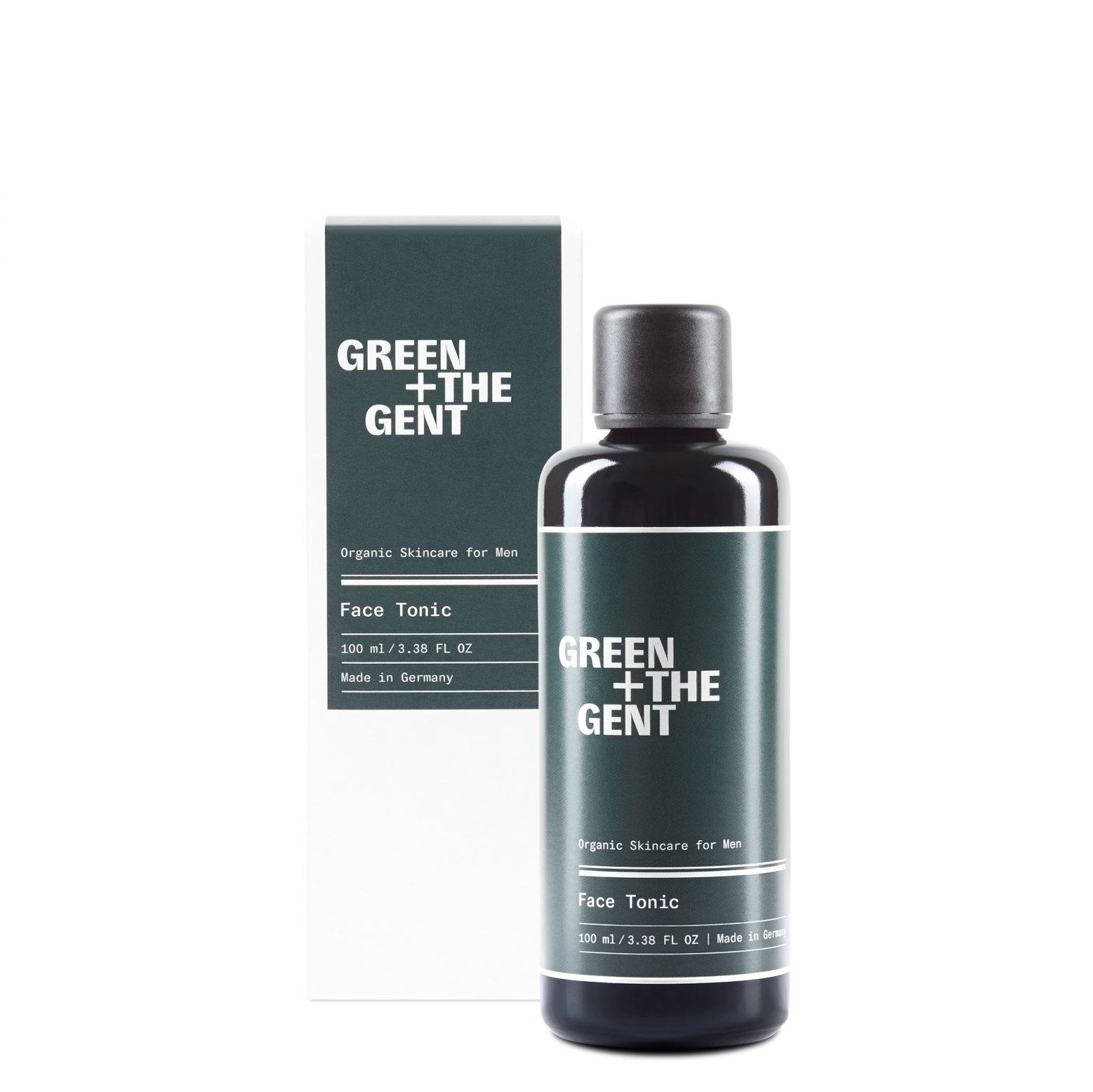 Das Aftershave mit dem Gin-Aroma,als morgendliches Gesichtswasser -
