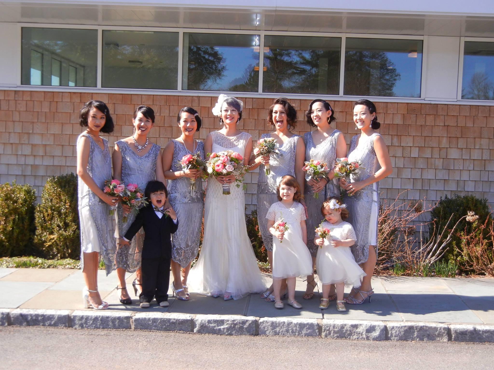 Bettina's wedding