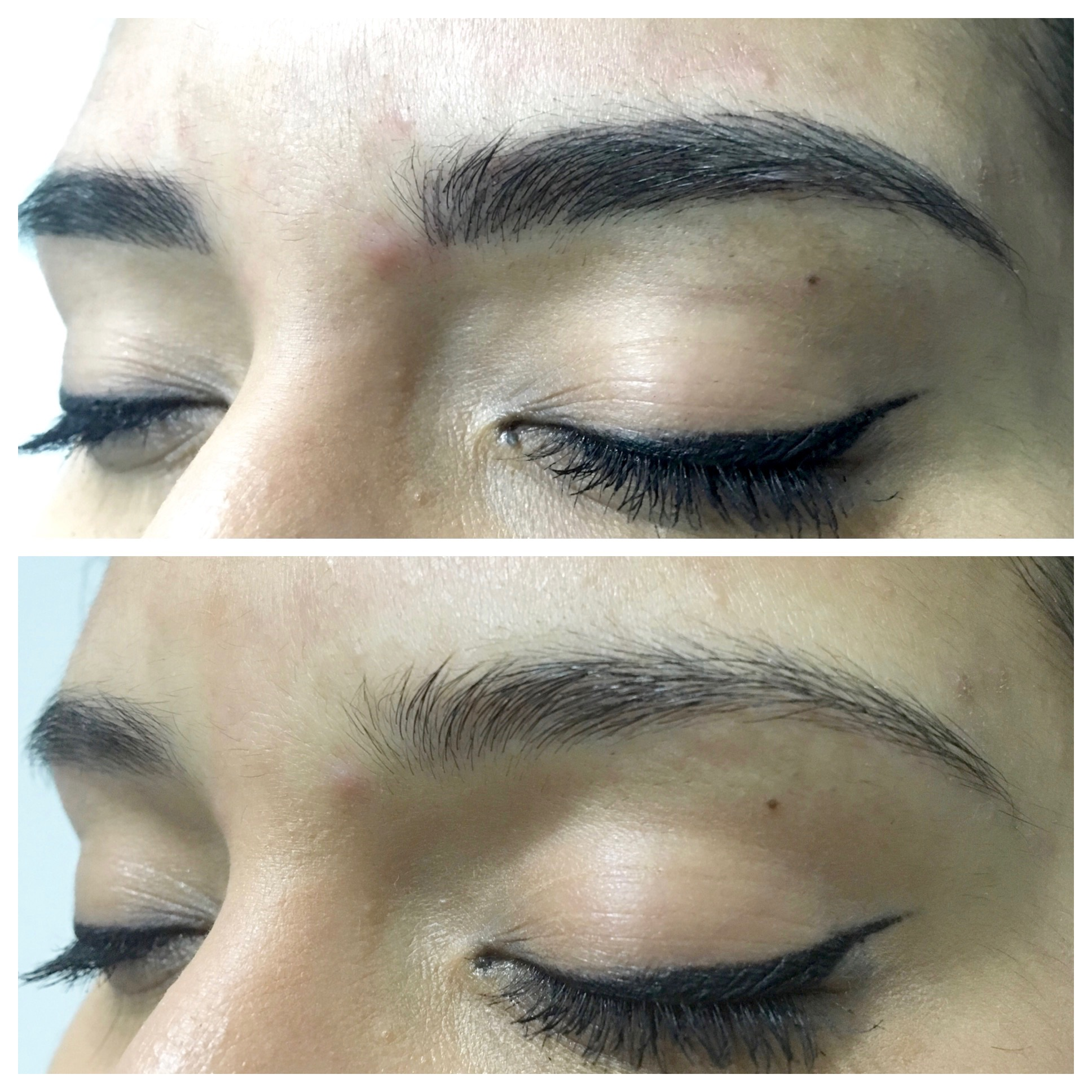 Copy of eyebrow tattoo before&after