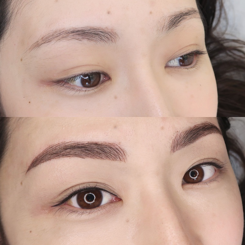 EYEBROW(COMBO)+EYELINE TATTOO