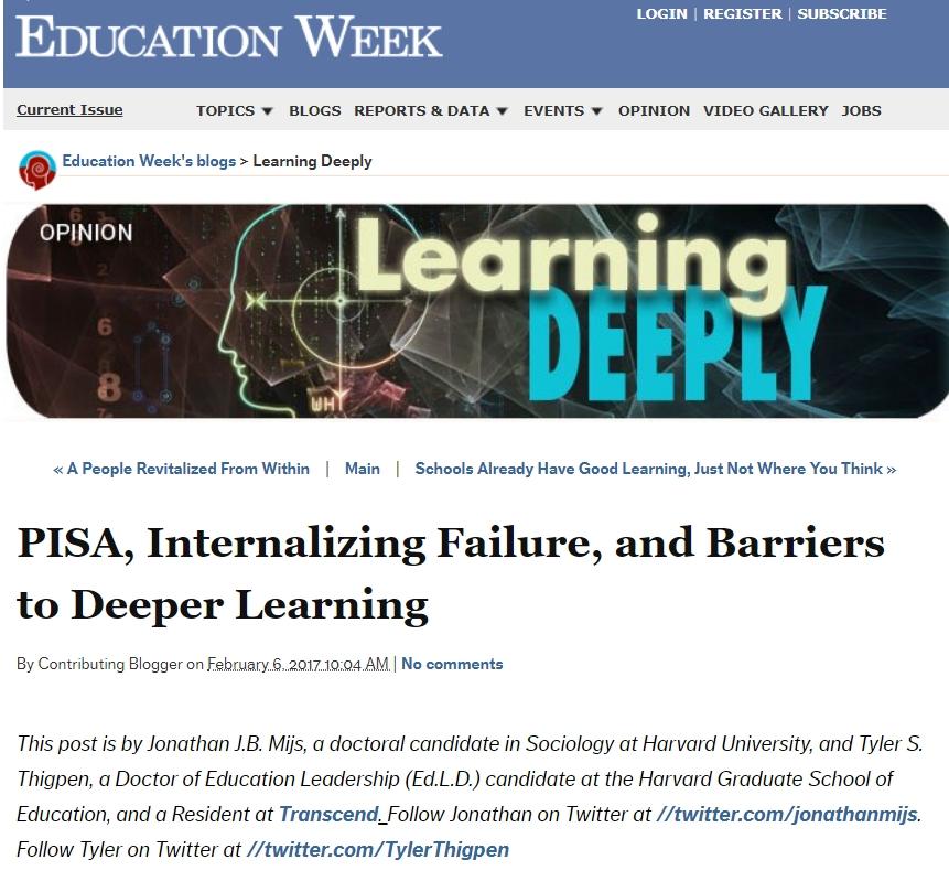 Education Week -