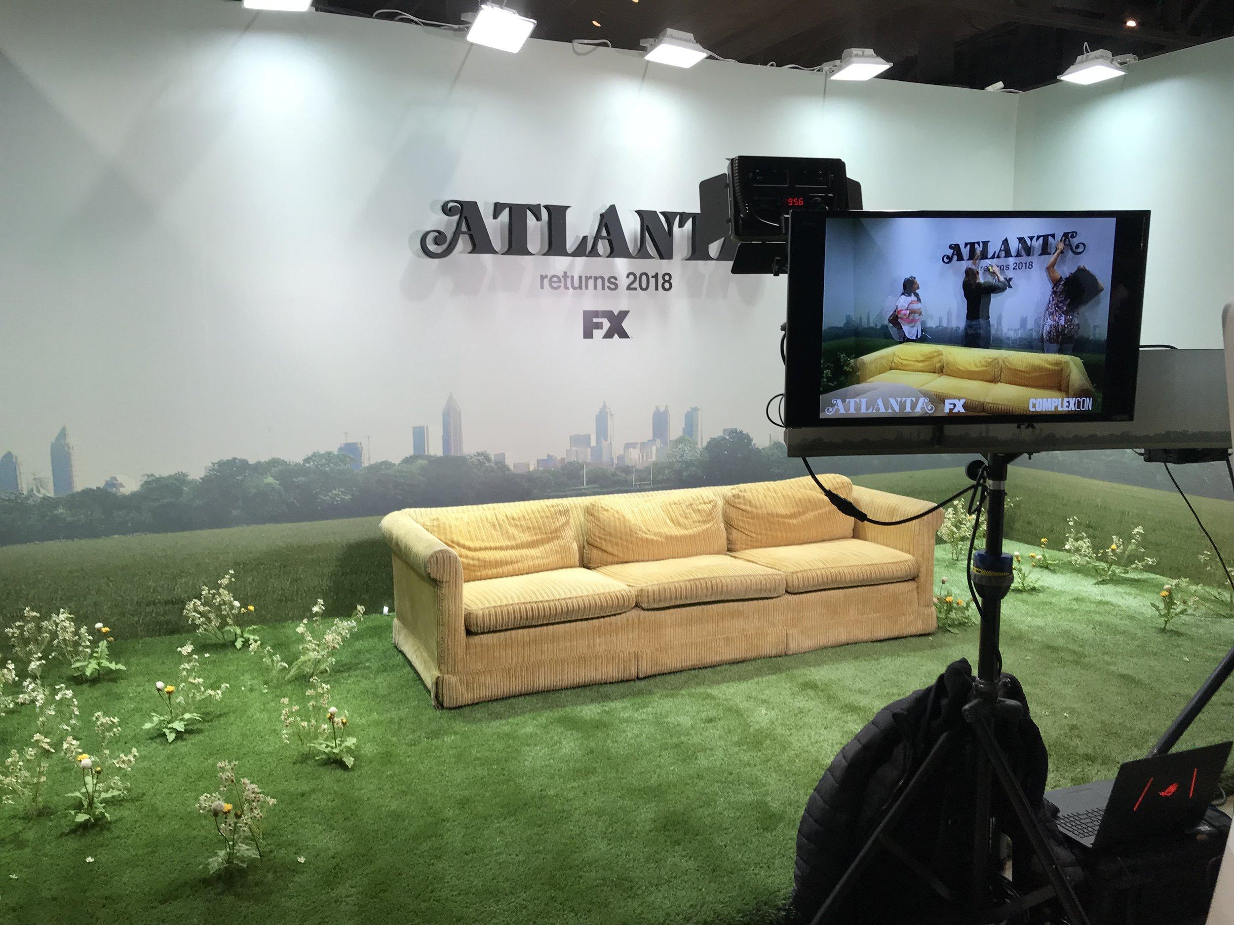 Atlanta Fx Long Beach Complexcon 2017