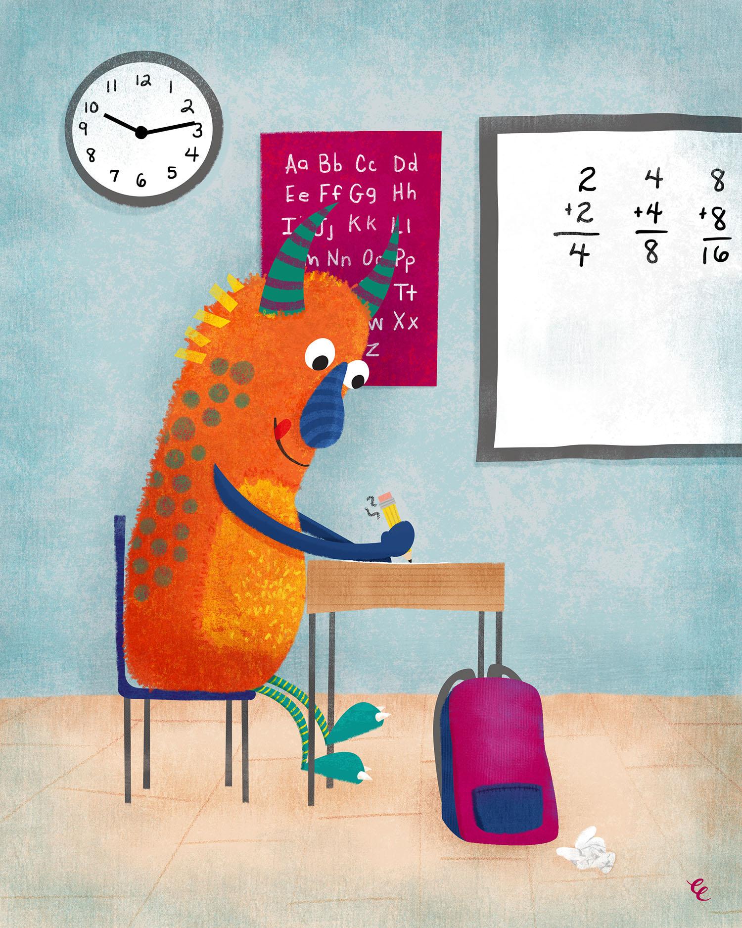 WEEK 18:  Learning Monster