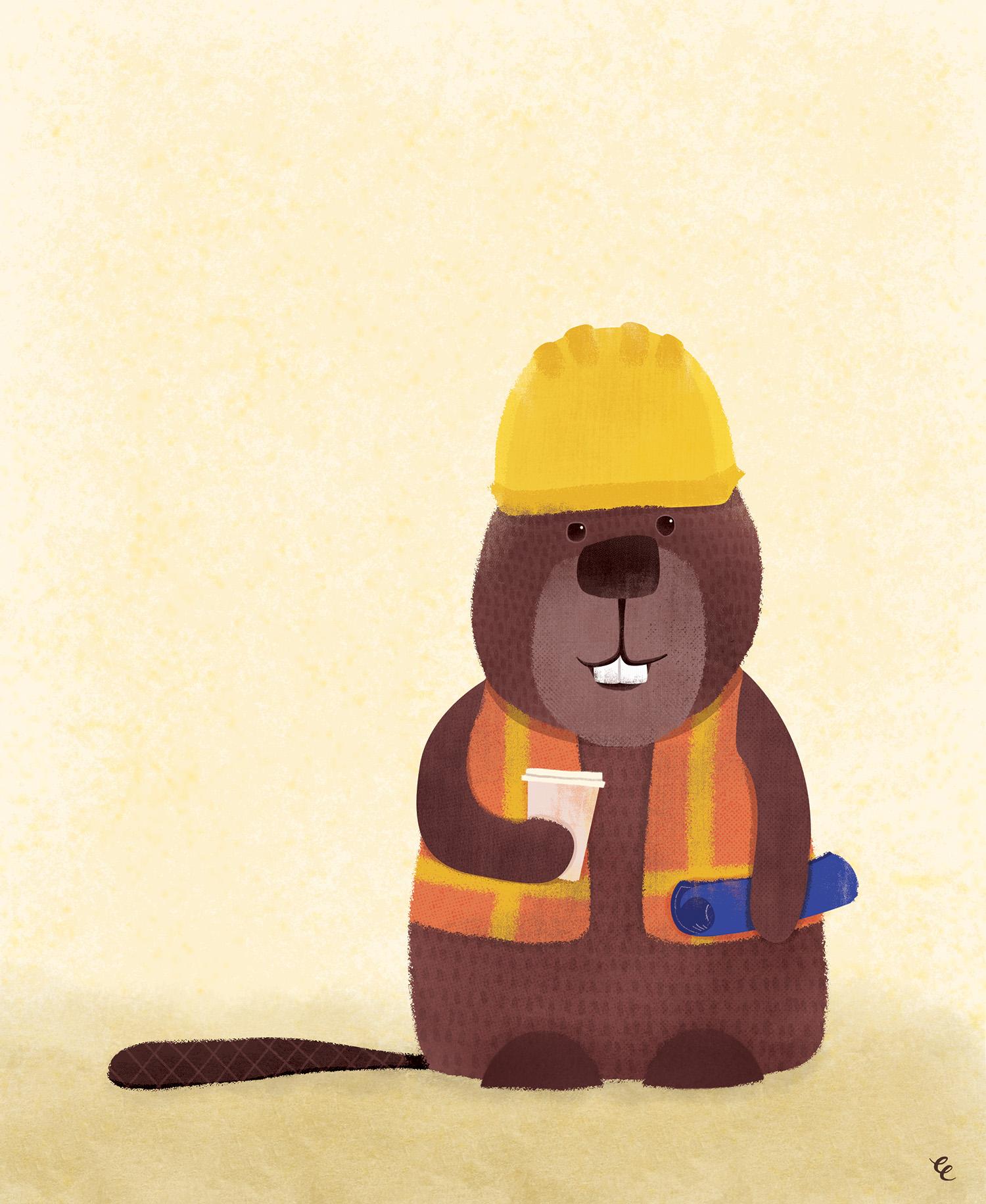 WEEK 41:  Beaver