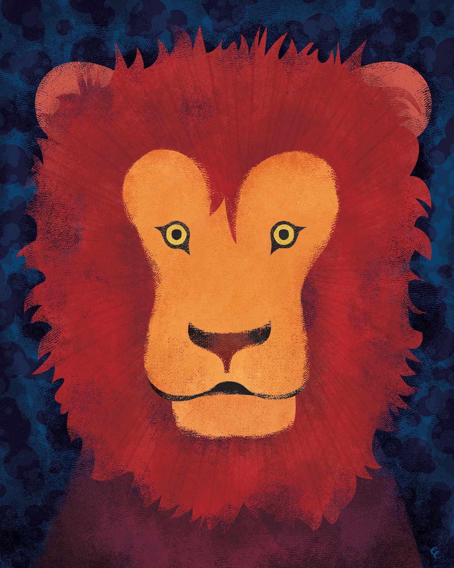 WEEK 43:  Lion