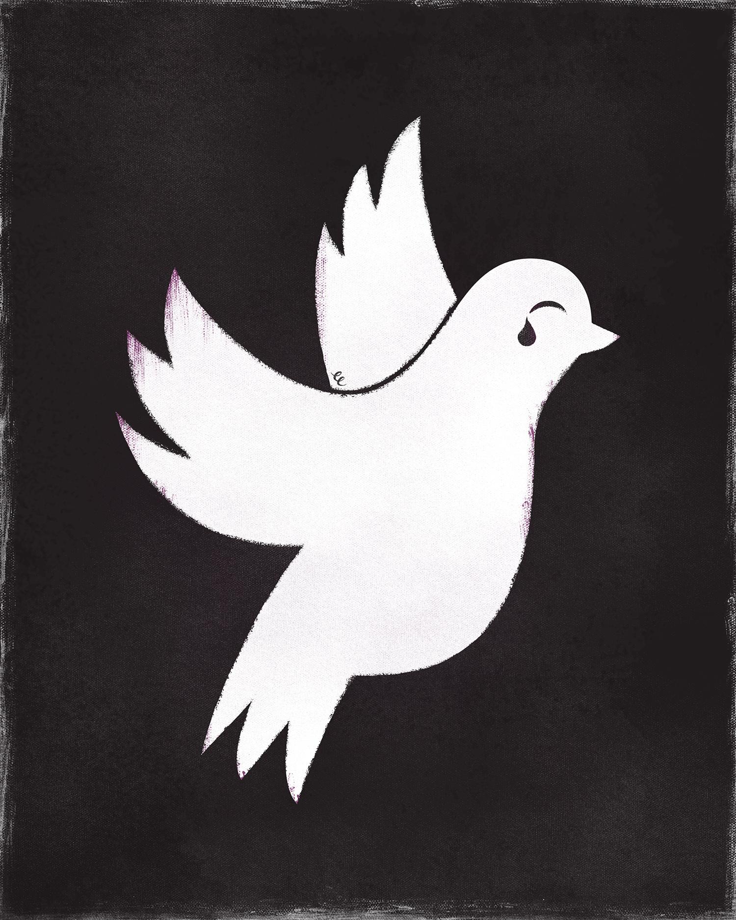 WEEK 45:  Dove