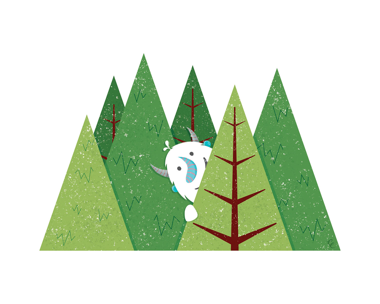 WEEK 50:  Snow Monster