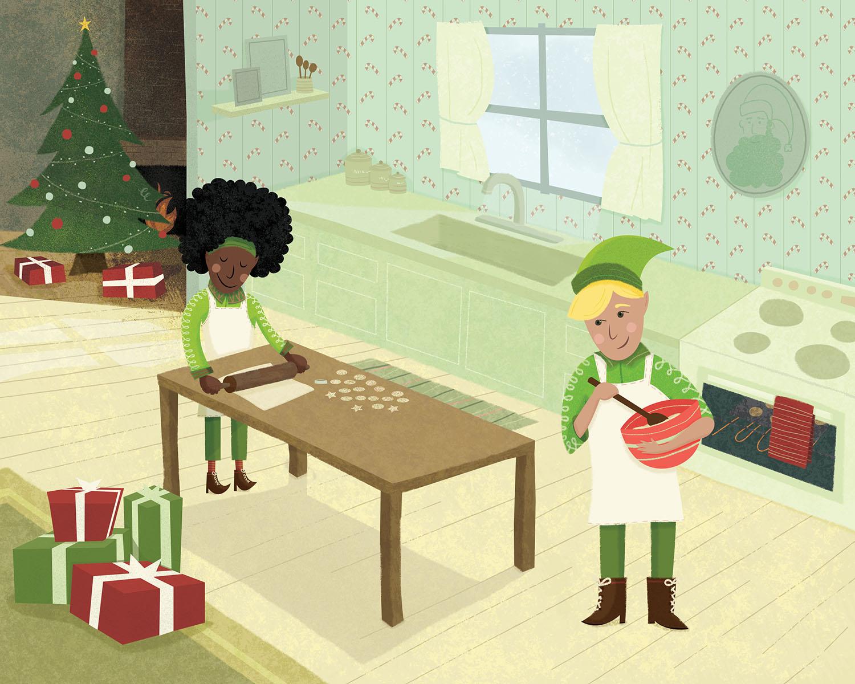 WEEK 51: Baking Elves