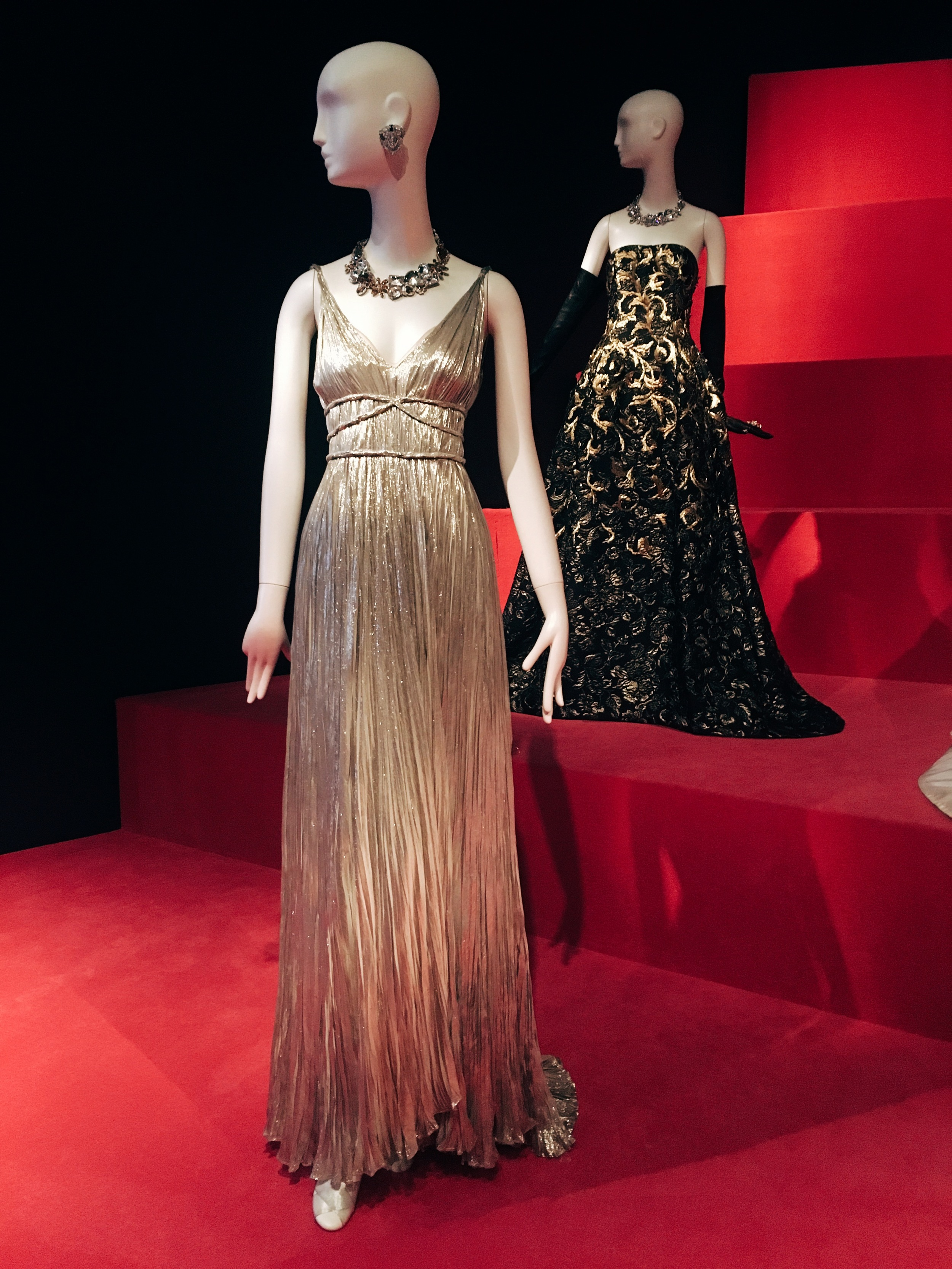 Worn by Jessica Chastain at the 2014 Met Gala