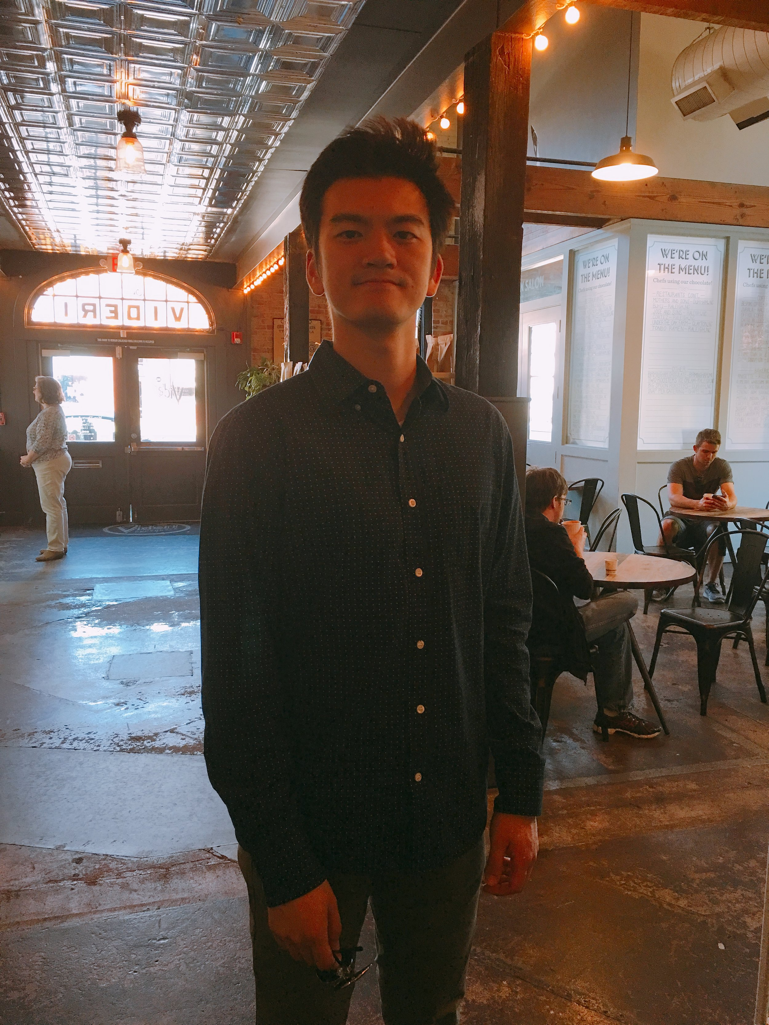 Leo Hu, Vice President of Internal Relations - Leo grew up in Shanghai, China. He studied economics at Northwestern University and worked as a paralegal in an immigration law firm in Ann Arbor, MI. Leo likes to spend his spare time exercising, searching for fine dishes, and exploring national parks.1L Summer: United States District Court at the Southern District of New York - New York, NY