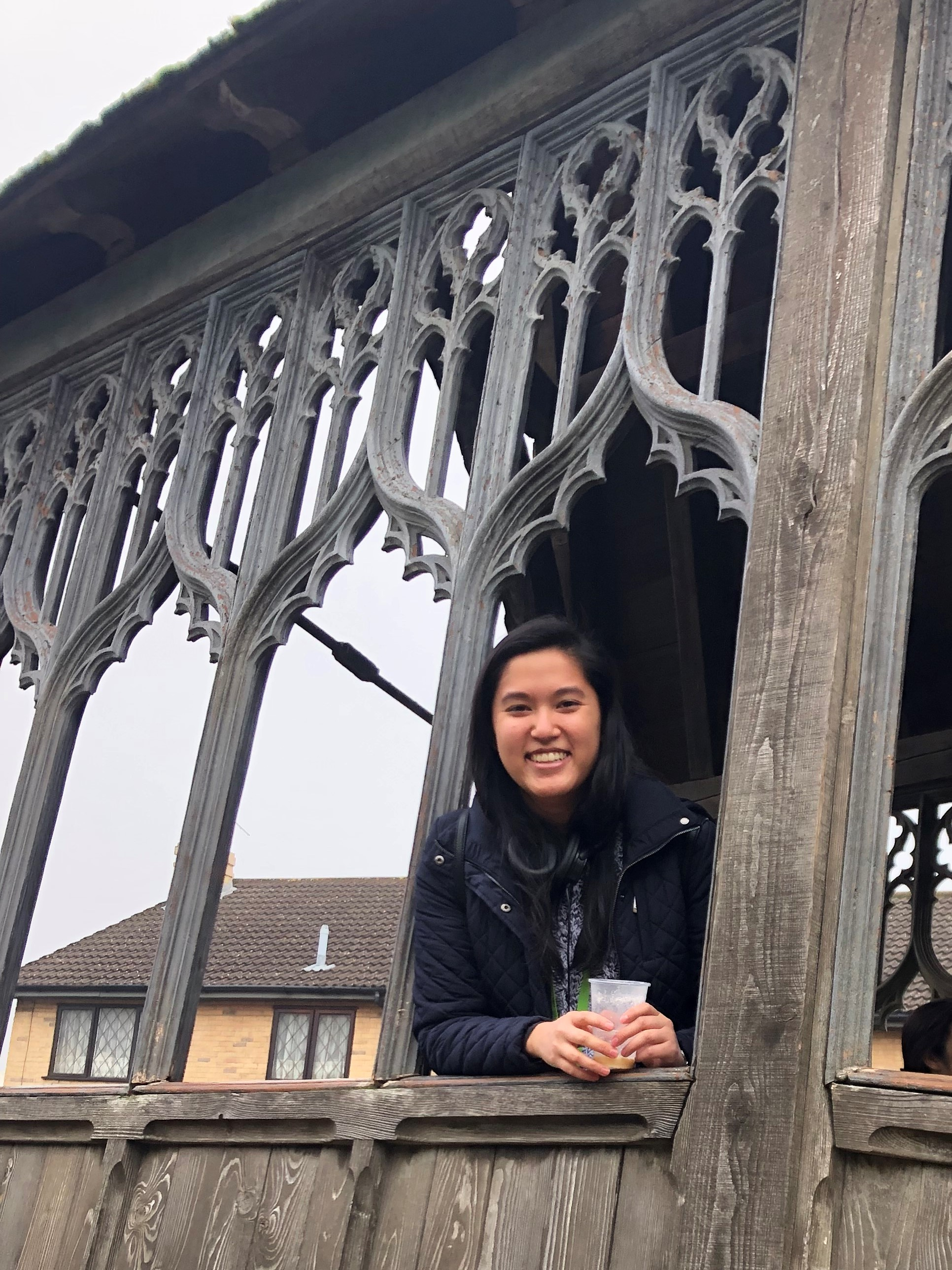 Elaine Nguyen, President - Elaine grew up in Seattle, WA and graduated from Brown University with a degree in Neuroscience (go Bruno!). She worked for 3 years in neuroscience research in Boston before coming to Duke Law. When not camped out in the library, she enjoys hiking, cooking, cheering for Seattle sports teams, and going to the theater (movie, musical, or otherwise).Other Engagements: First Generation Professionals (1GP) (Vice President of Academic Success), Health Law Society (Treasurer), Cancer Pro Bono Project Volunteer1L Summer: Health Affairs & Technology Law Group, University of California Office of General Counsel (Oakland, CA)
