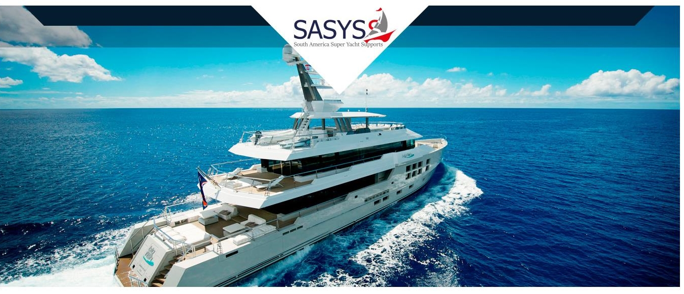 south America Superyacht support services