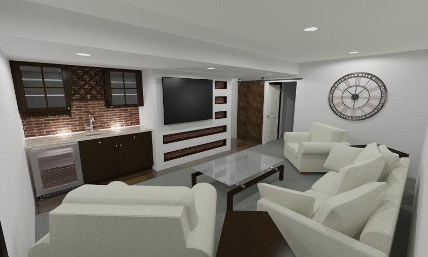 basements -