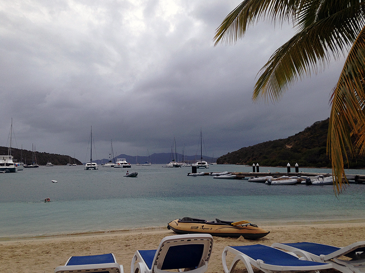 The Bight, Norman Island, BVI