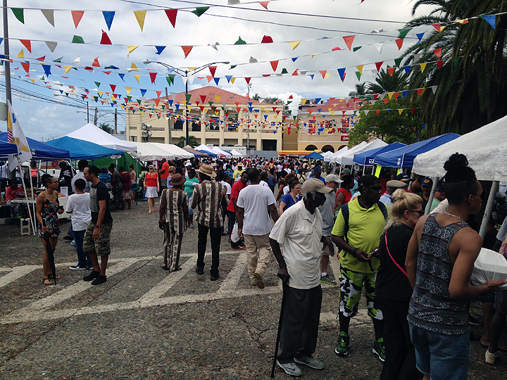 St. Thomas Carnival Food Festival