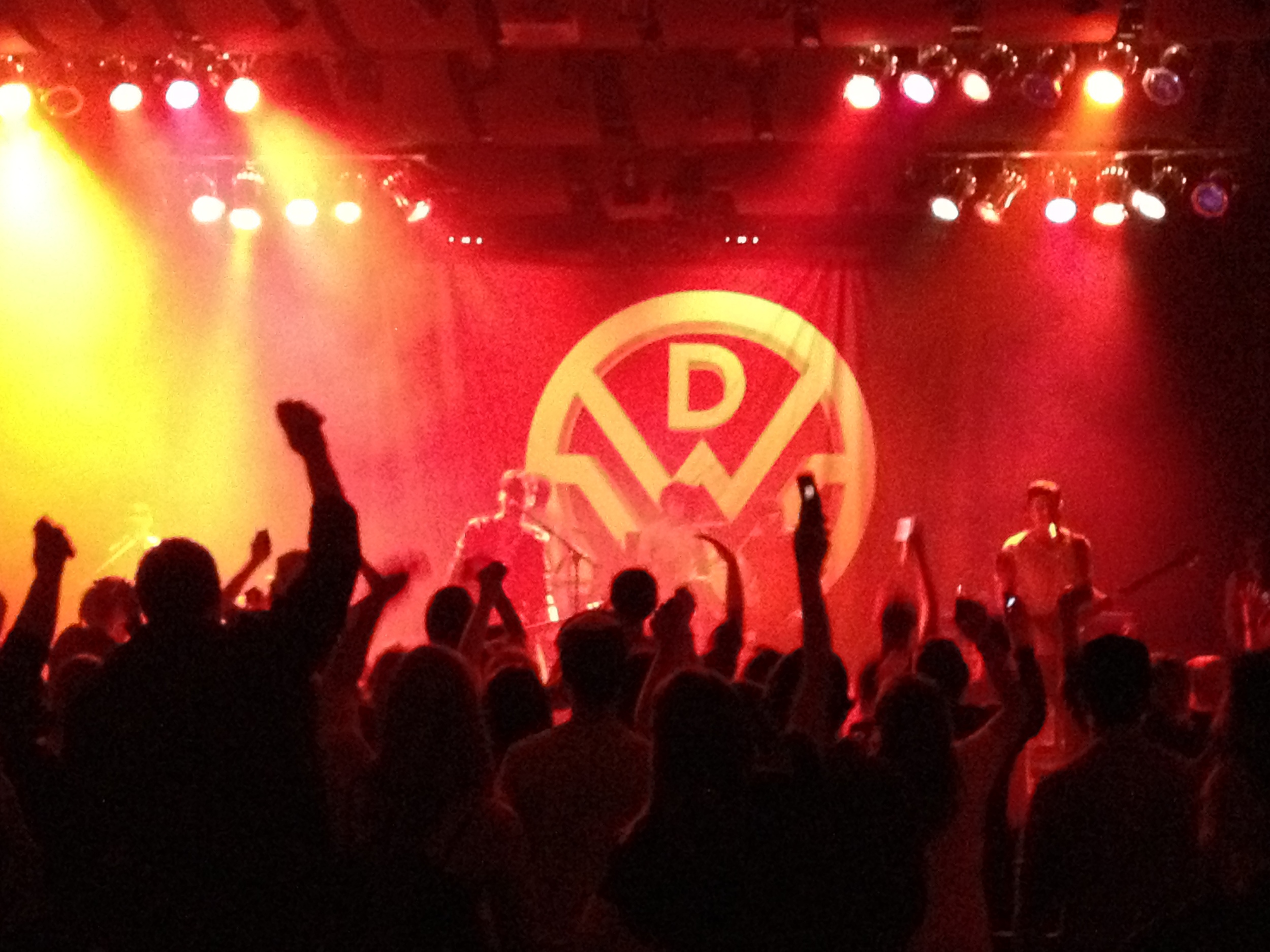 Down with Webster - February 16, 2012