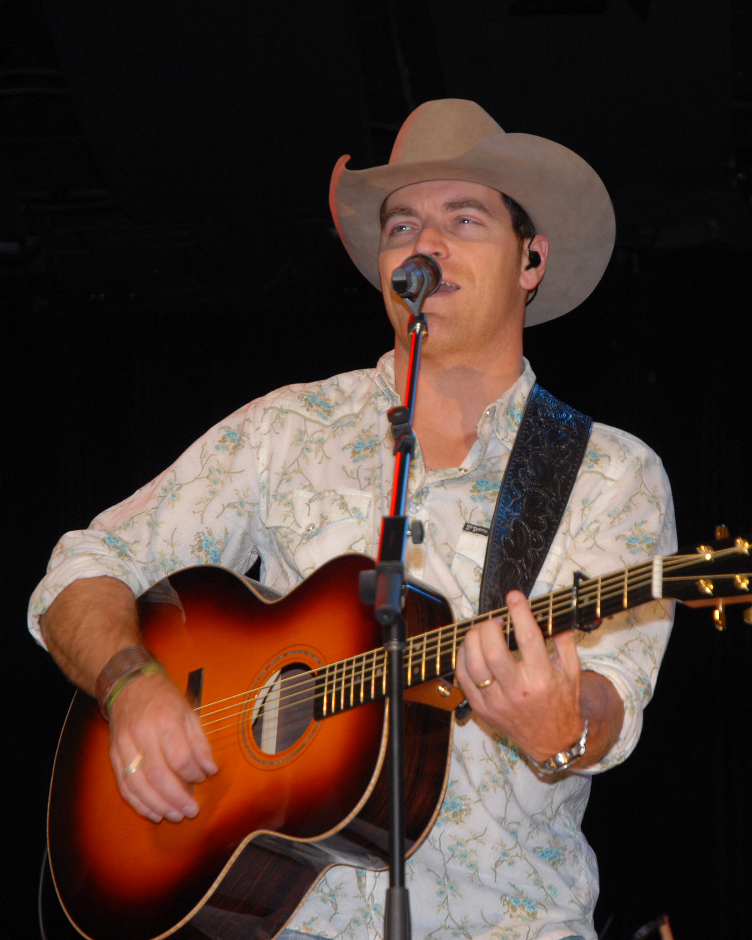 George Canyon - October 2, 2007
