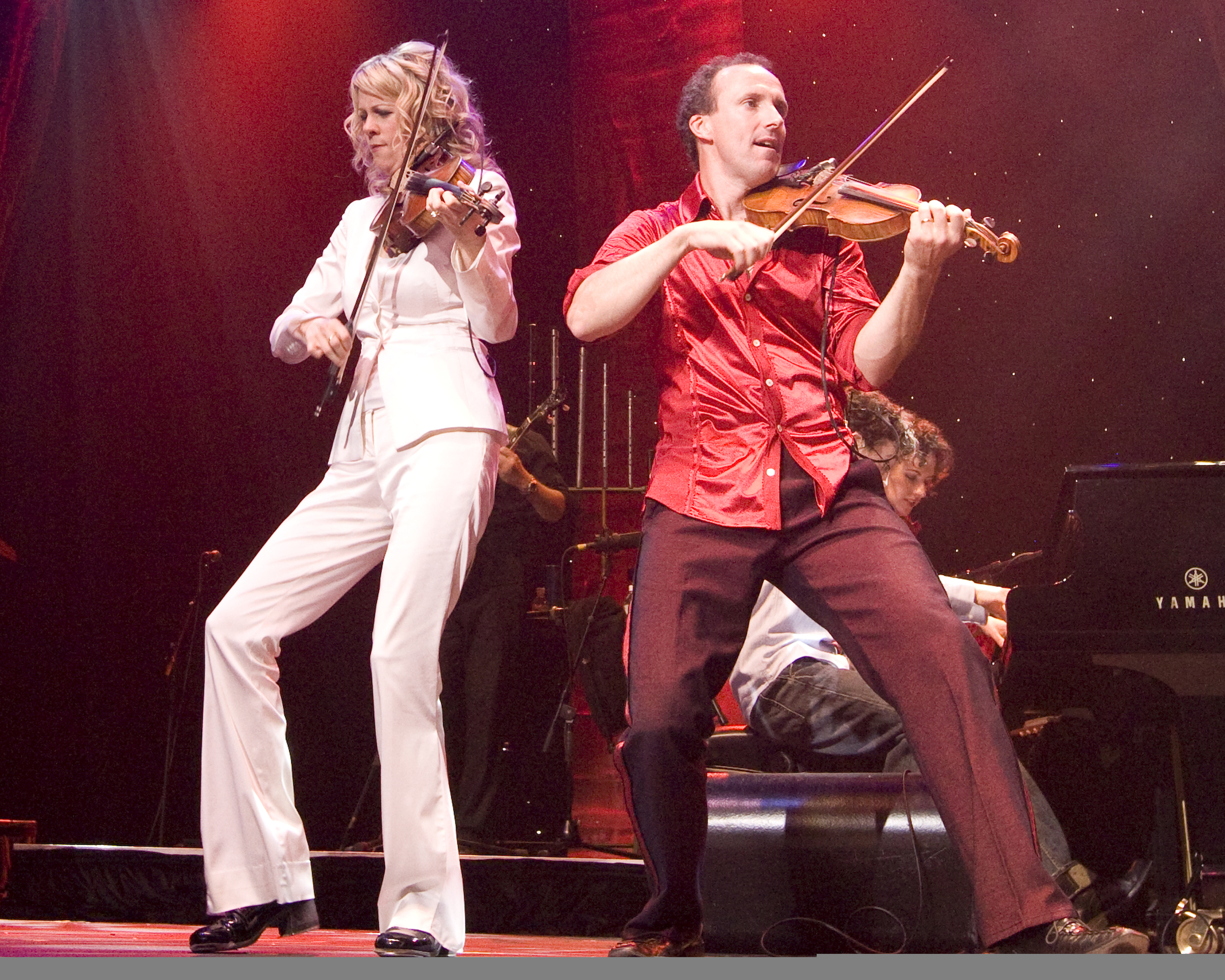 Donnell Leahy & Natalie MacMaster - June 19, 2009