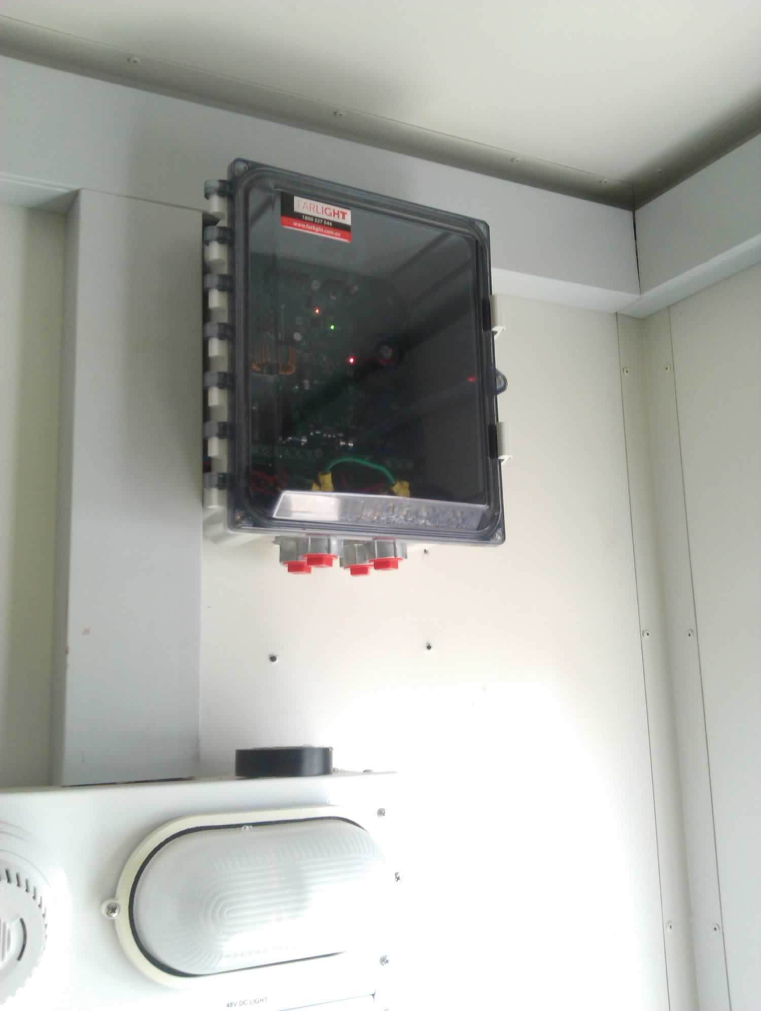 The NV-1000 installed by one of our contractors in NSW Australia.