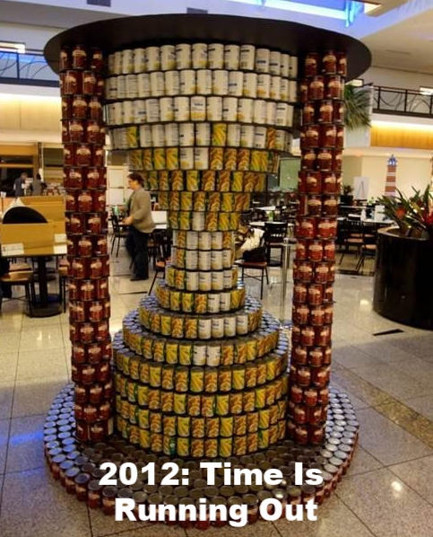 2012: Time Is   Can Count: 2945 | Total Donations: $2273
