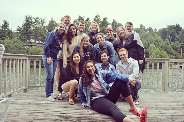 This past weekend some of our board members had the most amazing time discussing AIAS with @scadaias & @aiasgt at Summit Lake. We are so excited to help each other be the greatest chapters we can be! We can't wait to see each and everyone of these people again very soon! Thank you SCAD for having us and being so welcoming to us! 😁