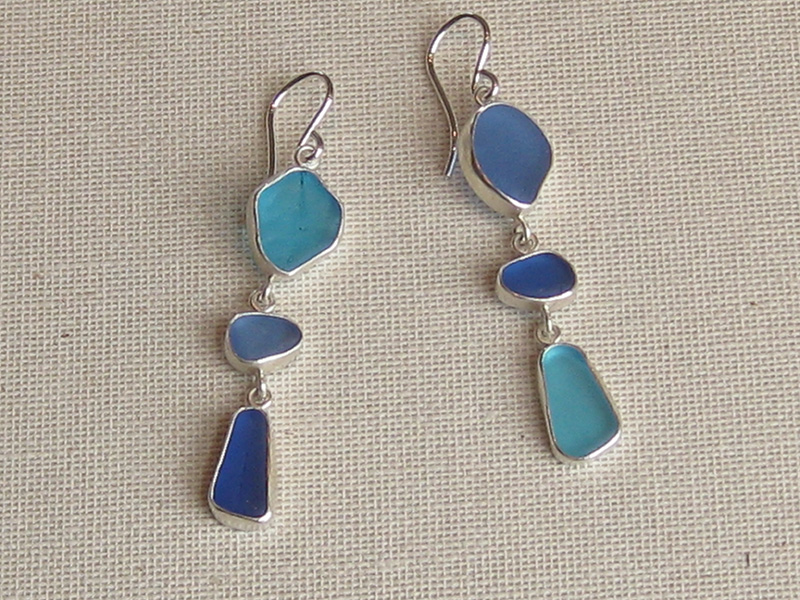 LHJ_triple_rare_blue_seaglass_earrings-375.jpg