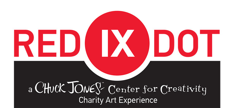 I'll be participating with one 3D artwork on the Chuck Jones Red Dot Auction!
