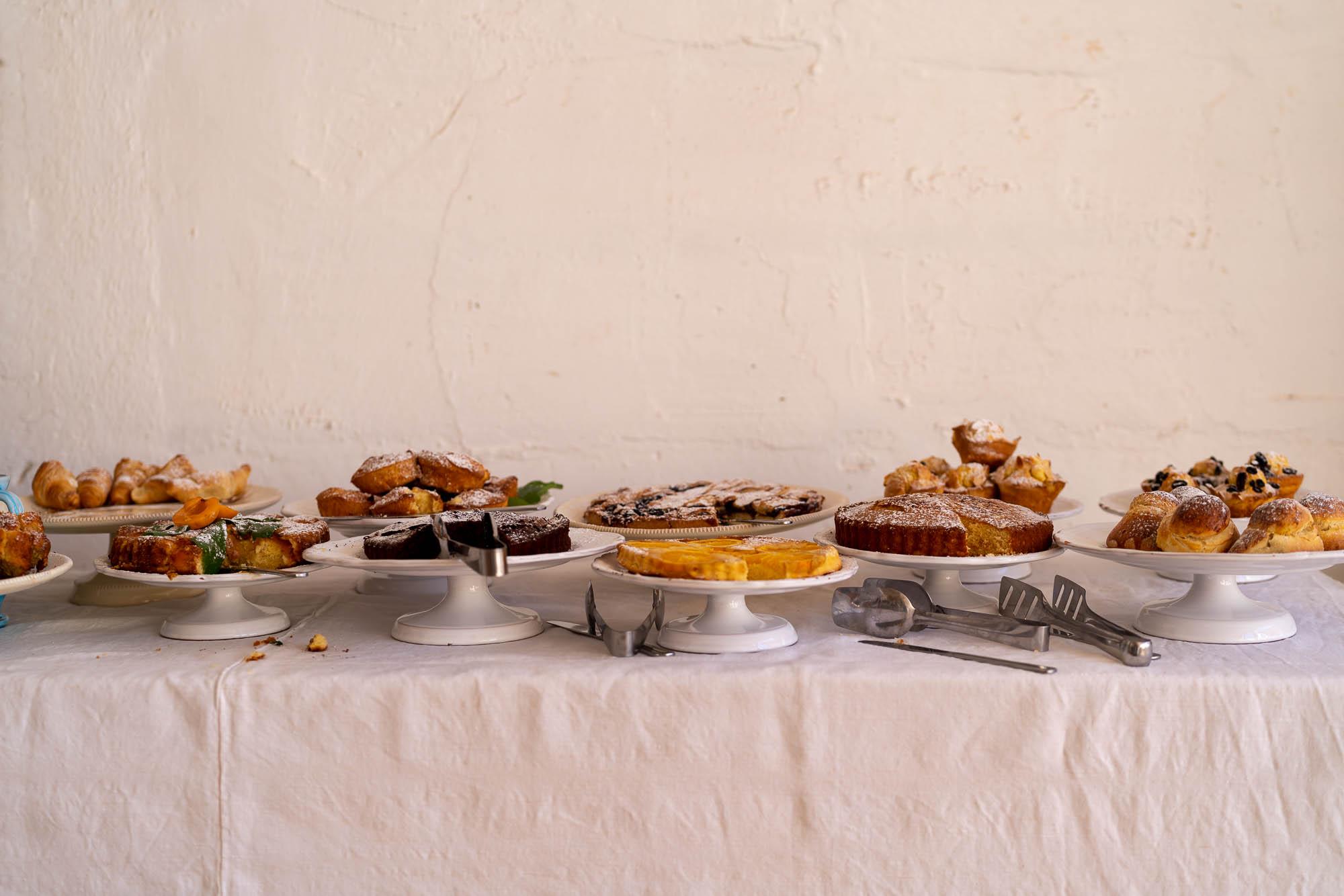 The Breakfast Table, Masseria Potenti, Mandura, Puglia