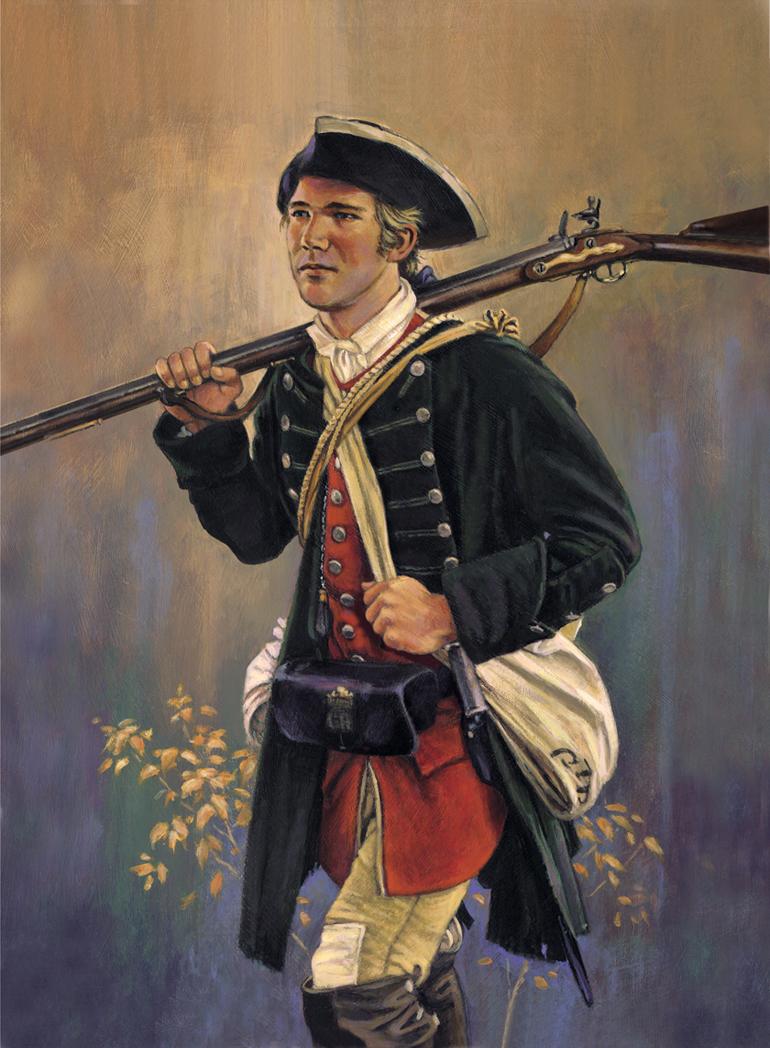 """Will""-3rd Battalion Pennsylvania Provincial"