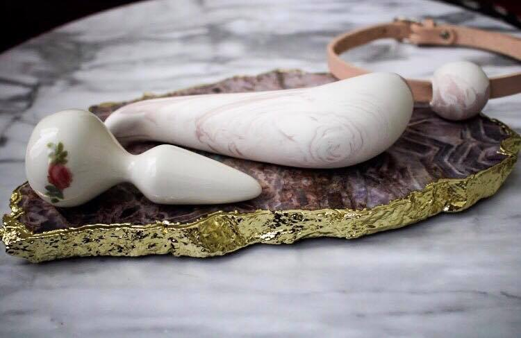 Evocative objects by Adele Brydges. Photo by Minerva Siegel