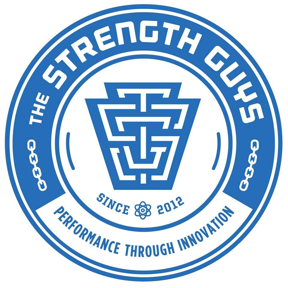 The Strength Guys Logo